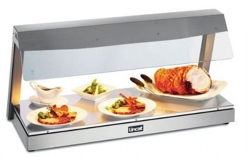 Heated Display with Gantry - 2500 Watts